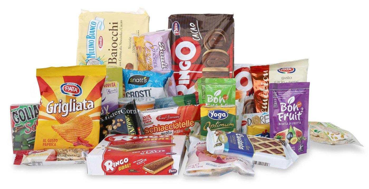 Polin Distribuzione - Selezione snacks