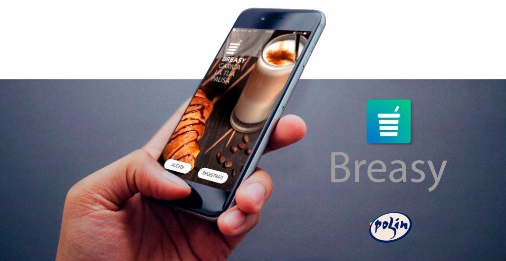 Polin Distribuzione - App Breasy - Login