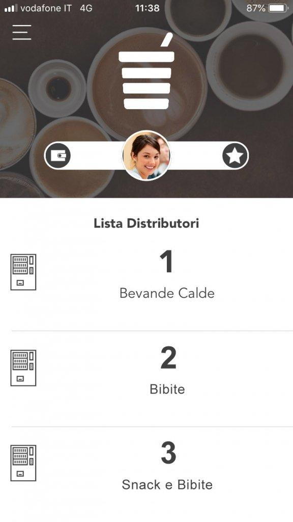 Polin Distribuzione - App Breasy - Elenco distributori disponibili