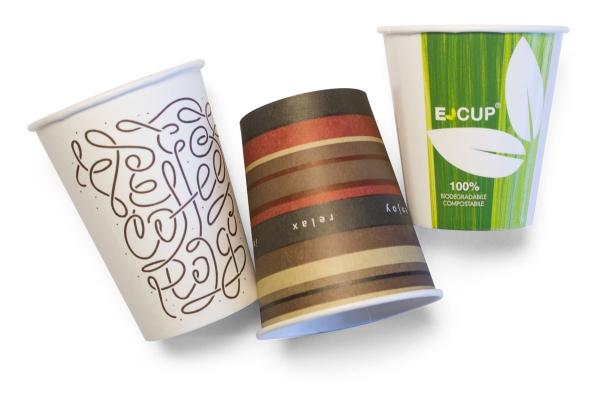 Polin Distribuzione: bicchieri biodegradabili