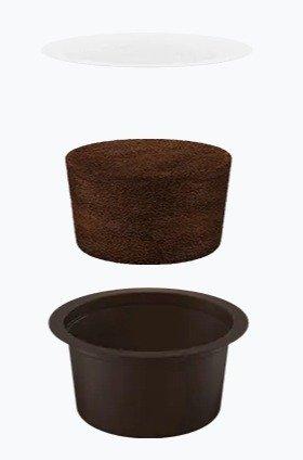 Polin Distribuzione - Cialde compostabili Lavazza